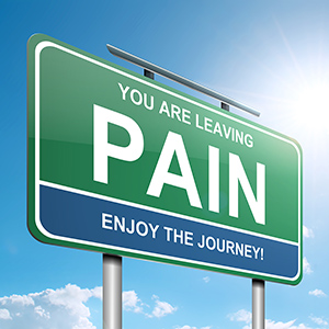 image of Good bye pain